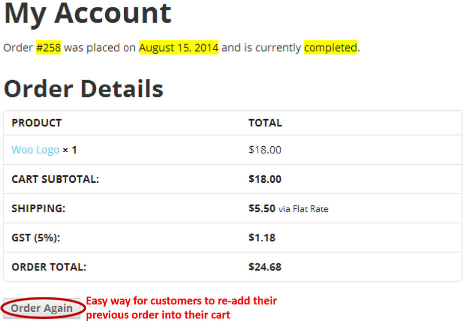 E-commerce Customer Reorder - Order Again