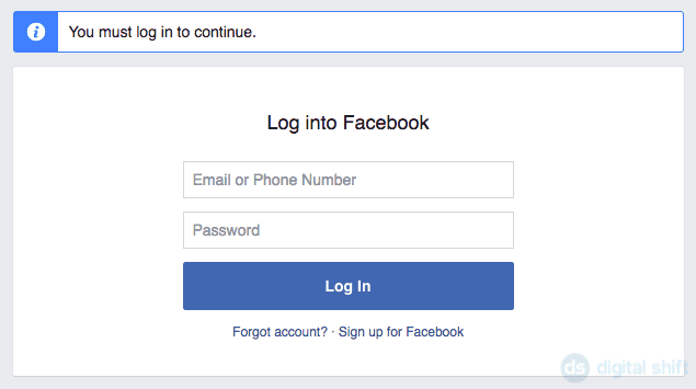 How To Create a Facebook Business Manager Account Step 2
