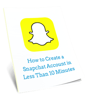 how to create a snapchat account small