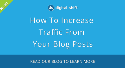 How to Increase Website Traffic After Publishing a Blog