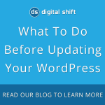 What to do Before Updating WordPress