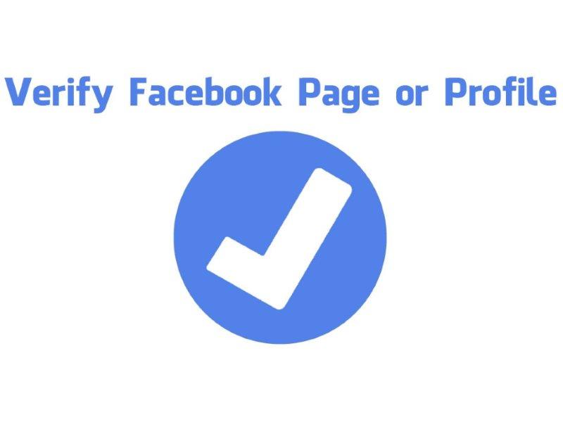 Verificar página de Facebook