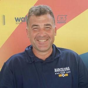 Alfonso Gallardo. Entrenador y asesor de fútbol en Digital Site 360