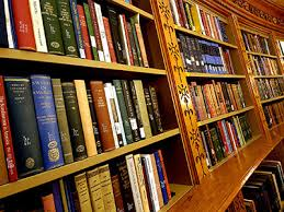 Part of the collection at the Library of Parliament, Ottawa. Source: Library of Parliament.