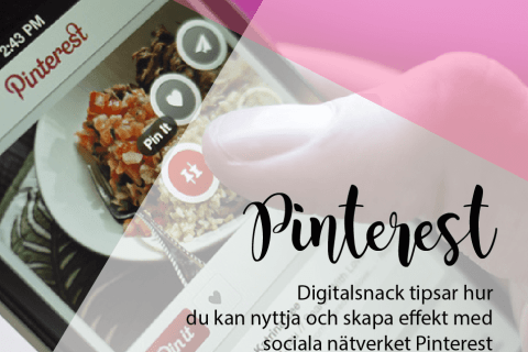 Pinterest Digitalsnack