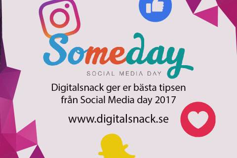 Someday Digitalsnack Social media day
