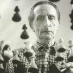 Play Chess with a Virtual Marcel Duchamp: A Free Online Chess Game