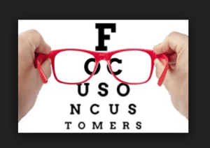 Customer focus is a key to business success today