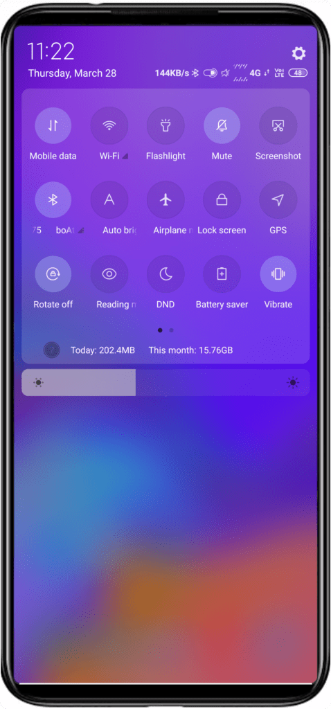 Best Theme for MIUI 10 - SAMSUNG ONE UI V10 - Digital Sphere