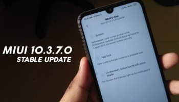 MIUI 10 2 2 0 Global Stable update for Redmi Note 5 Pro