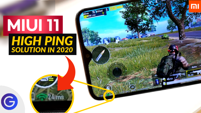 New Bypass Trick to Solve PUBG Ping Problem 2020