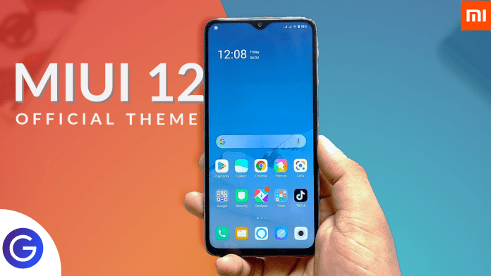 miui 12 theme download