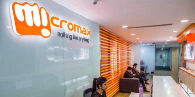 MICROMAX With Three New Smartphones