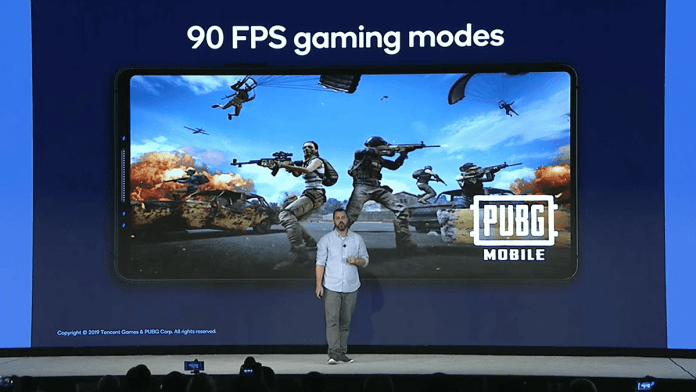 Officially PUBG announced 90fps Mode