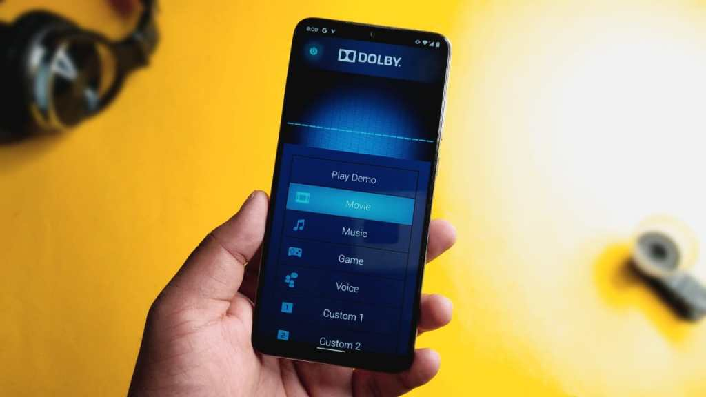 dolbyatmos on any android devices