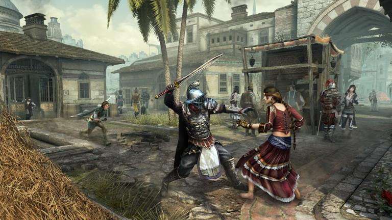 Assassin's Creed Revelations: Mediterranean Traveller Map Pack