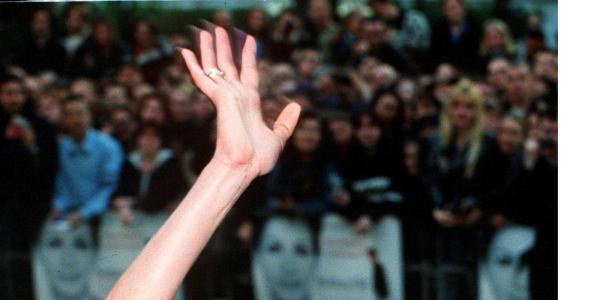 Hugh Grant Handcuffed Zac Efron' Condoms Red Carpet