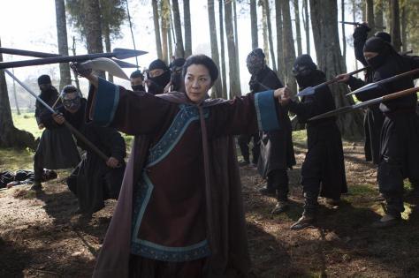 Crouching Tiger, Hidden Dragon 2: Sword of Destiny op Netflix België