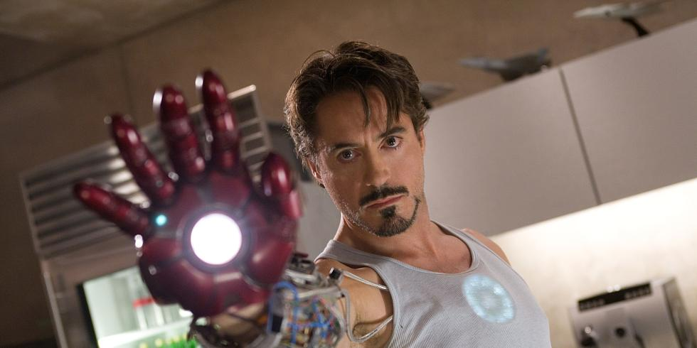 Image result for 4) Iron Man (2008)