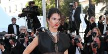 Cannes 2015 Stars In Revealing Outfits Hit Windswept Red