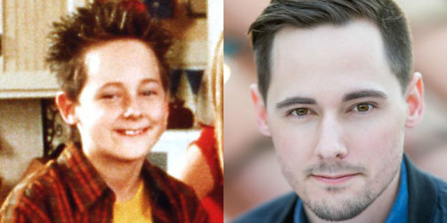 Image result for jake thomas then and now