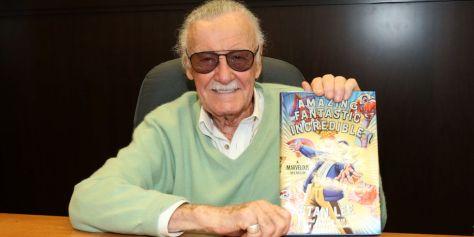 Marvel-legende Stan Lee overleden op 95 -jarige leeftijd