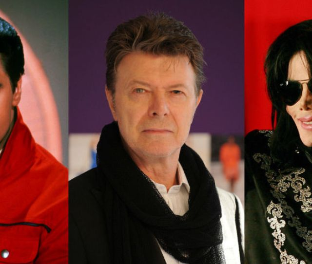 David Bowies Album Chart Domination Continues As He Matches Elvis Presleys Record