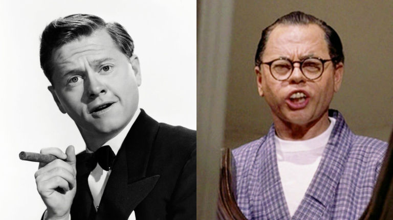 Image result for mickey rooney breakfast at tiffany's