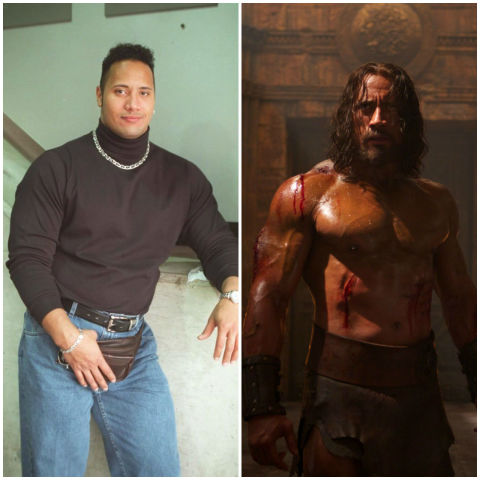 Celebrity Body Transformations Actors Who Bulked Up Or