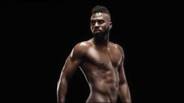 Jason Derulo gets naked in the video for, er, 'Naked'