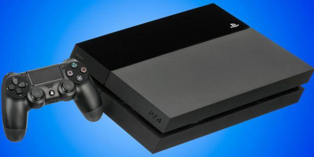 PS4 hard drive failure