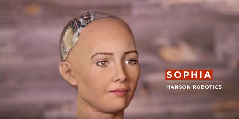 Hanson Robotics Sophia