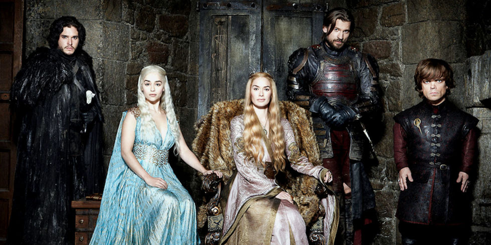 Image result for game of thrones cast