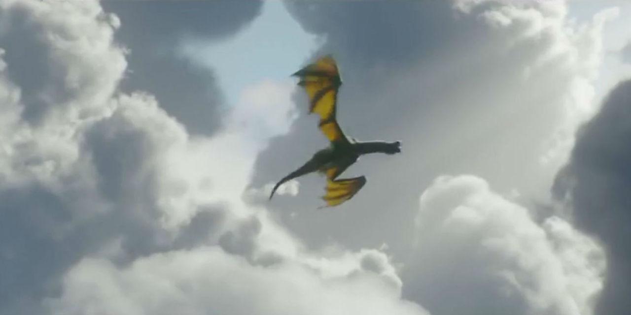 Resultado de imagen de gif animado dragon disney
