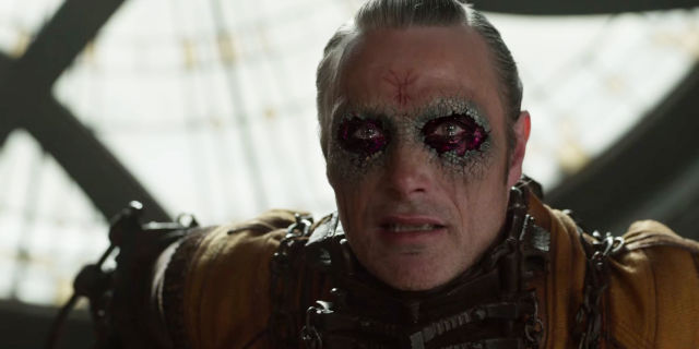 Image result for doctor strange kaecilius