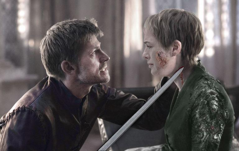 PHOTOSHOP Jamie Lannister, Nikolaj Coster-Waldau, Cersei Lannister, Lena Headey
