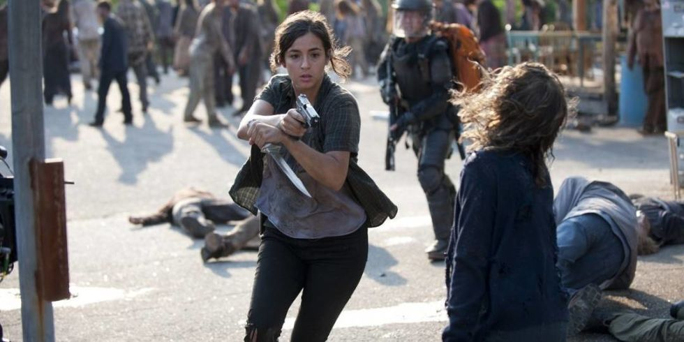 Image result for tara the walking dead