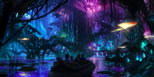 Pandora World of Avatar review  Disneys new themed land is out of this world
