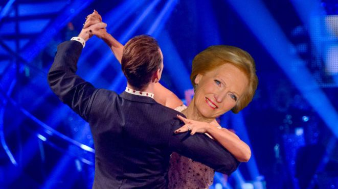 Mary Berry