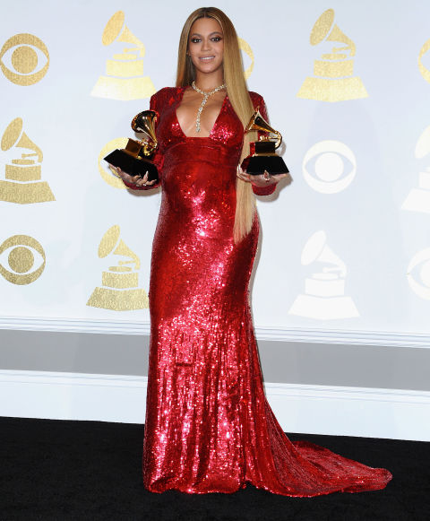 Image result for beyonce the grammy 2017 red carpet