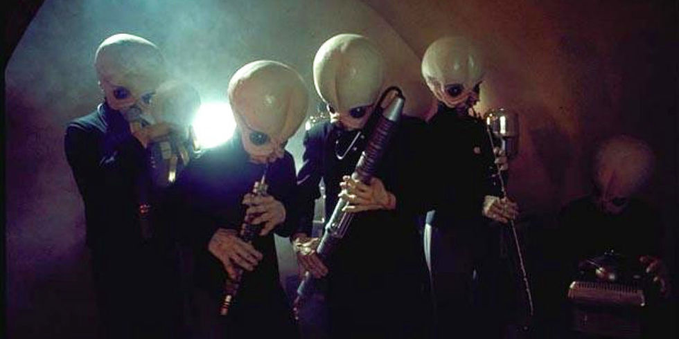 Image result for image, photo, picture, star wars, a new hope, cantina band