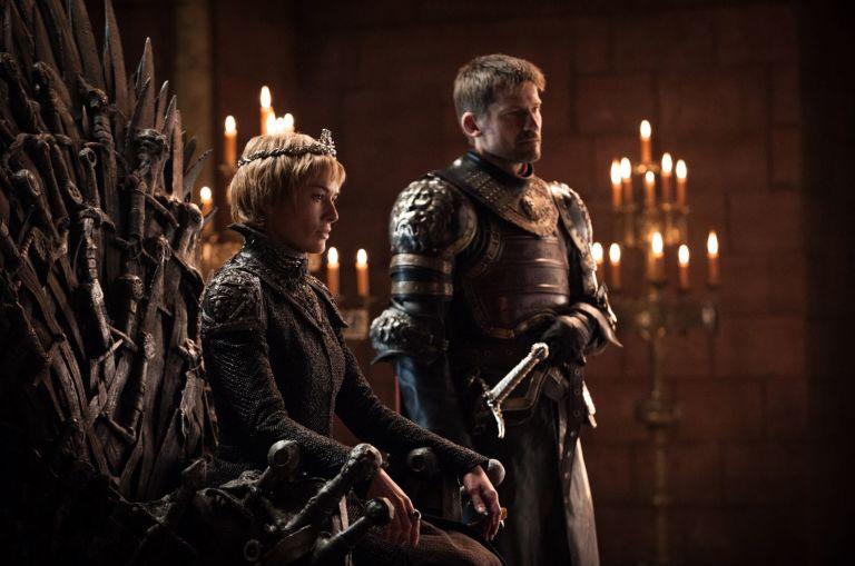 Juego de tronos temporada 7: Cersei y Jaime Lannister