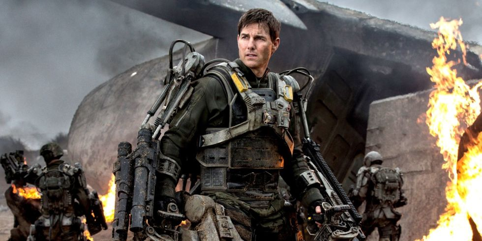 Image result for edge of tomorrow cruise