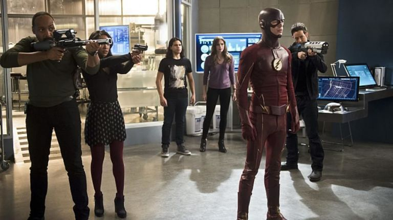 Image result for the flash season 4
