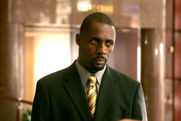 Stringer Bell in 'The Wire'