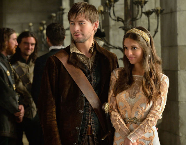 Reign series boss wanted to bring a major character back for finale - but killed them off-screen instead