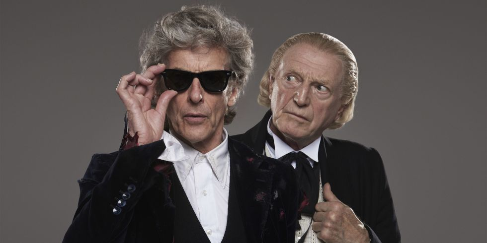 Image result for They've both been around since the 60s. Doctor Who