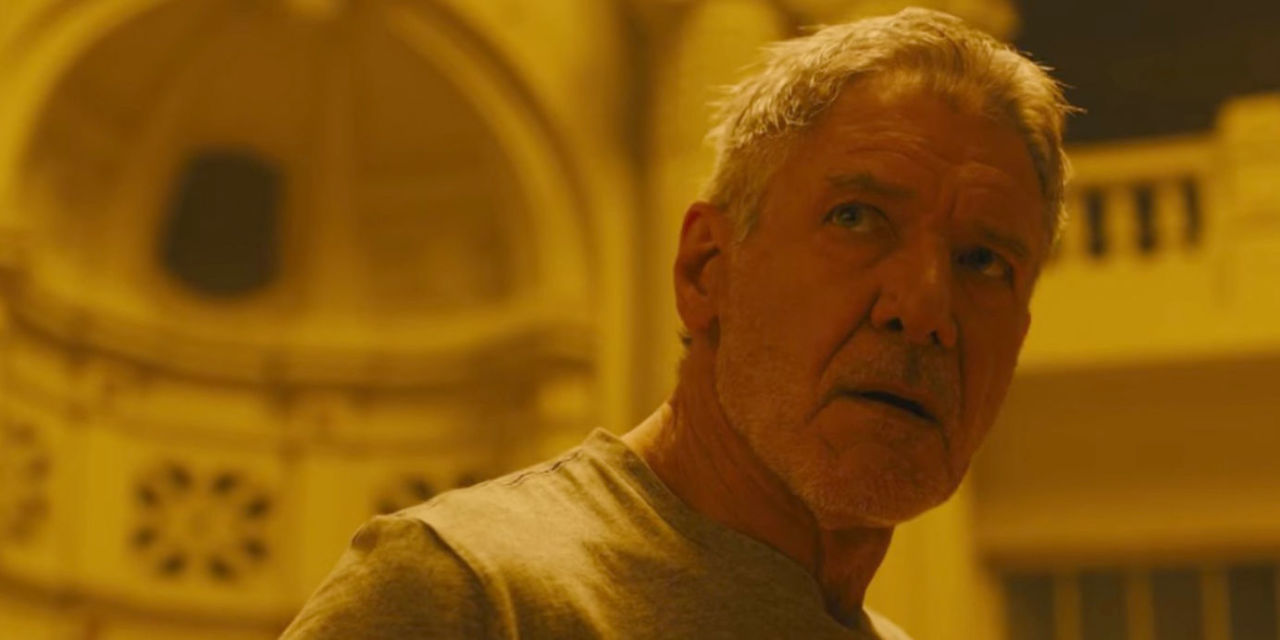 Image result for blade runner 2049 harrison ford