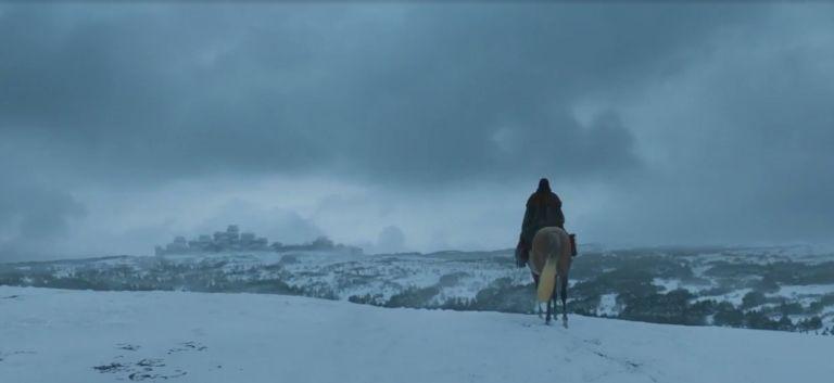 Game of Thrones s07e04: Arya Stark heads towards Winterfell