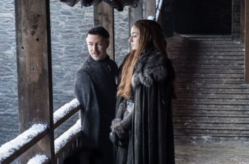 Image result for littlefinger sansa
